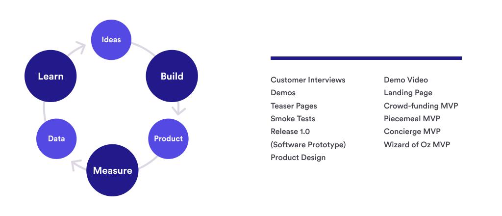 Minimum Viable Product Learning Loop