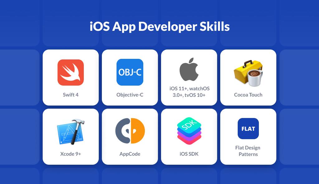 iOS App Developer Technical Capabilities