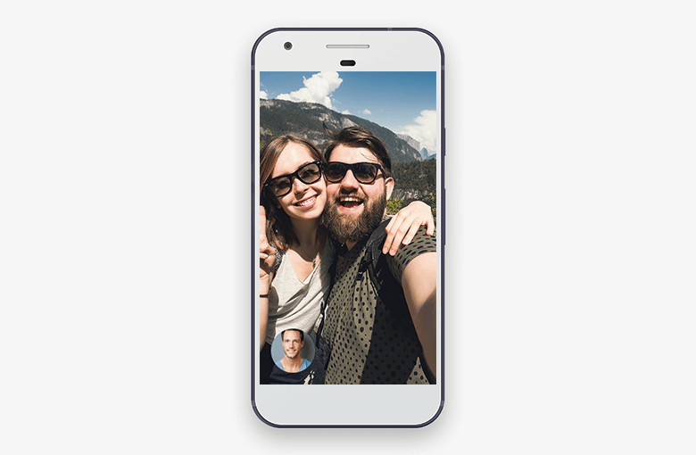 A Contact Takes the Call in Google Duo
