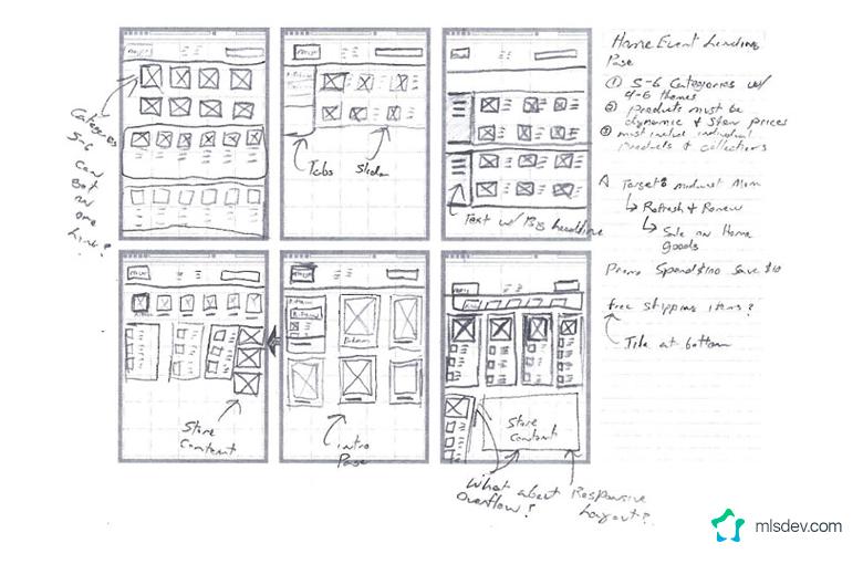 Sketch App Example