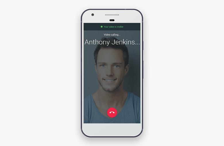 Video Calls in Google Duo