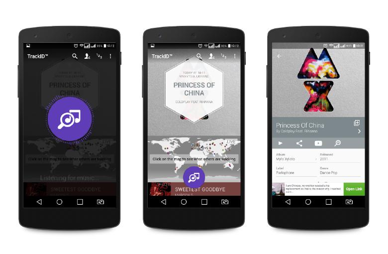 TrackID App