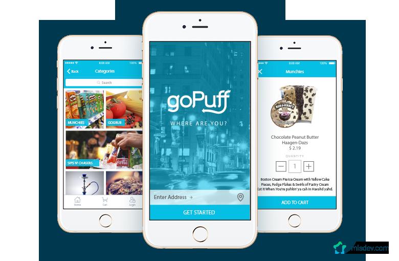 goPuff App